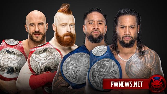 Важное событие, изменившее одну из вывесок Survivor Series, произошло на Raw (ВНИМАНИЕ, спойлер)