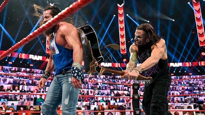 WWE Monday Night Raw 26.10.2020