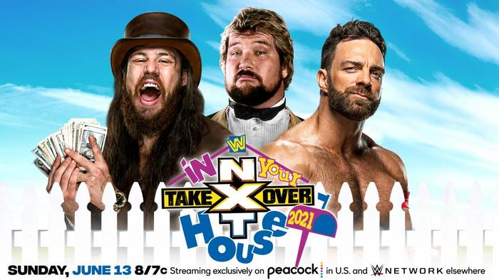 NXT TakeOver: Vengeance Day