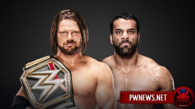 Назначен мейн-ивент Clash of Champions (спойлеры со SmackDown Live)