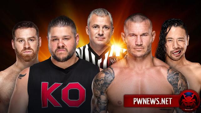 Новый командный поединок со специальными условиями и специальным рефери назначен на Clash of Champions (спойлеры со SmackDown)
