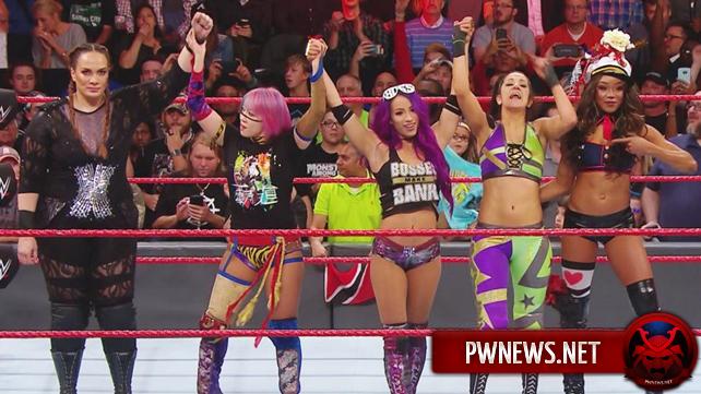 Определилась последняя участница женской команды Raw на Survivor Series 2017 (спойлеры с Raw)
