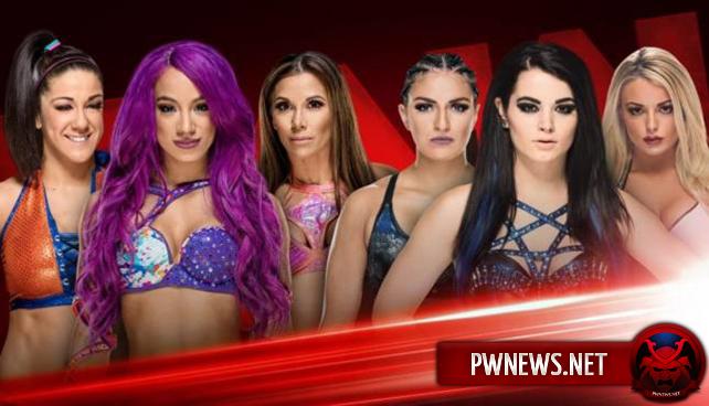 Большой женский командный поединок и мужской один на один анонсированы на предстоящее Raw (спойлер)