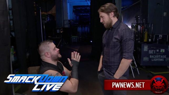 Как поединок с дровосеками Кевина Оуэнса и Сэми Зейна против Нового Дня в мейн-ивенте шоу повлиял на просмотры прошедшего SmackDown?