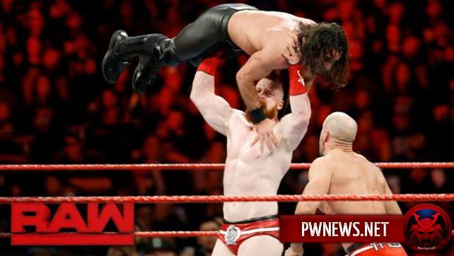 Как поединок за командное чемпионство и первый одиночный матч Пэйдж, после возвращения, повлиял на просмотры прошедшего Raw?