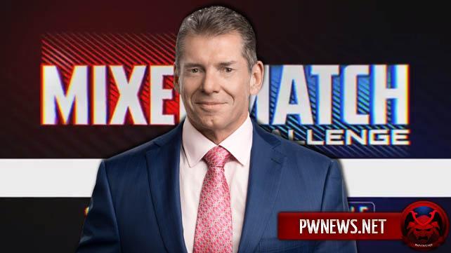 Сколько WWE заработали на турнире Mixed Match Challenge?