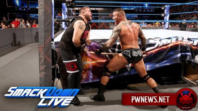 Как поединок Кевина Оуэнса и Рэнди Ортона без дисквалификаций повлиял на просмотры минувшего SmackDown?