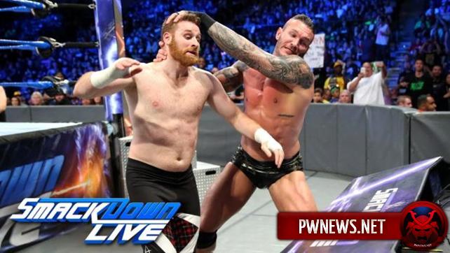 Как поединок Рэнди Ортона и Сэми Зейна повлиял на просмотры минувшего SmackDown?