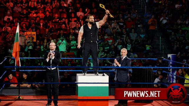 WWE планируют для Русева пуш и фейс-терн?