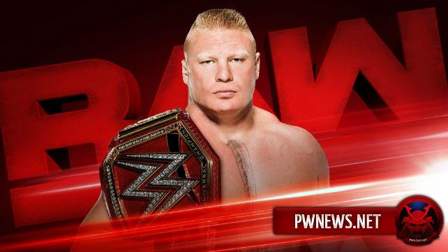 Превью Monday Night Raw 01.01.2018