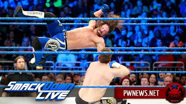 Сколько собрал просмотров первый выпуск SmackDown в новом году? Известны рейтинги прошедшего эпизода синего бренда