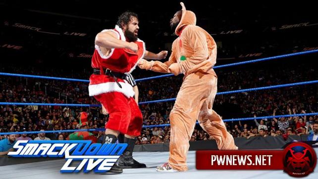 Как фактор первого шоу после Clash of Champions повлиял на просмотры прошедшего SmackDown?
