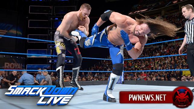 Как фактор последнего шоу перед Royal Rumble повлиял на просмотры прошедшего SmackDown?