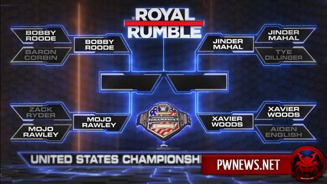 Три матча анонсировано на следующий эпизод SmackDown