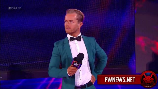 Дэниал Брайан официально презентовал генерального менеджера дивизиона полутяжеловесов (спойлеры с 205 Live)