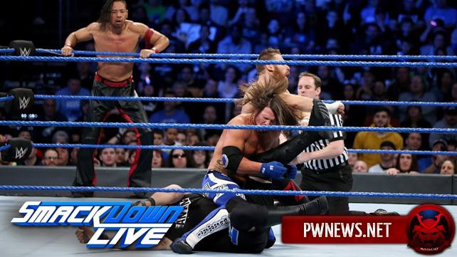 Как фактор первого шоу после Royal Rumble повлиял на просмотры прошедшего SmackDown?