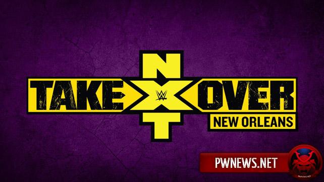 Известно, почему WWE отказались от оригинальных планов на мэйн-ивент следующего NXT TakeOver