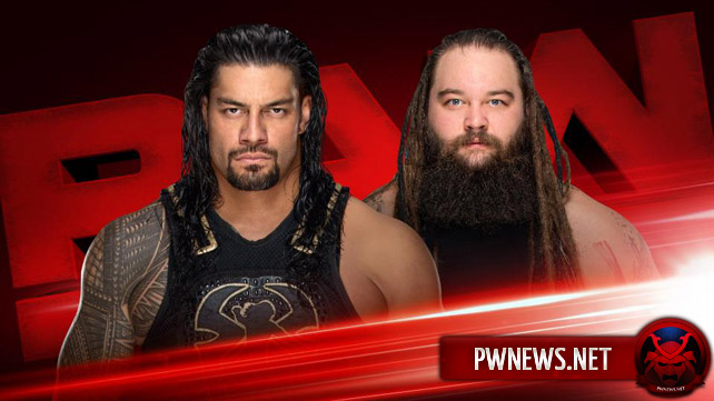 Превью к WWE Monday Night Raw 05.02.2018