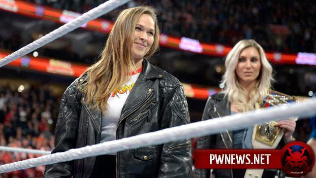 Известна причина отсутствия Ронды Раузи на прошедшем Raw