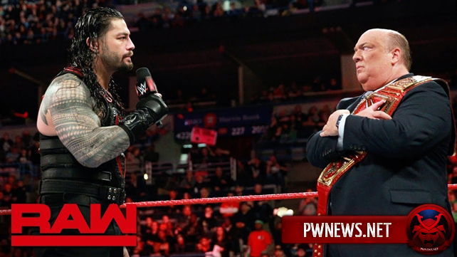 Как финальный сегмент шоу с Полом Хейманом и Романом Рейнсом повлиял на просмотры прошедшего Raw?
