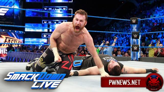 Как фактор последнего шоу перед Fastlane повлиял на просмотры прошедшего SmackDown?
