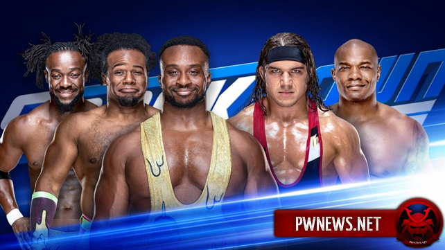 Матч за первое претендентство на командное чемпионство анонсирован на SmackDown