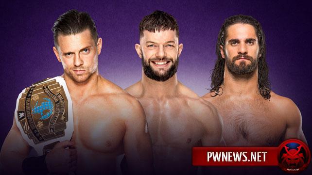 Арена, которая примет после WrestleMania 34 хаус-шоу, проспойрелила исход матча за интерконтинентальное чемпионство на главном шоу года?