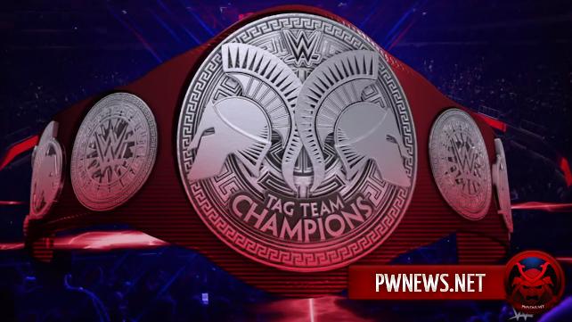 Новые спекуляции о матче за командное чемпионство на Raw на WrestleMania 34
