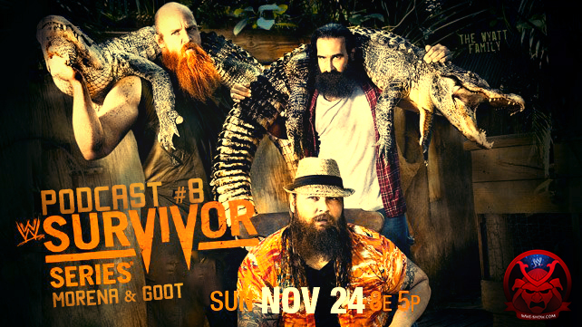 Podcast #8. Survivor Series 2013