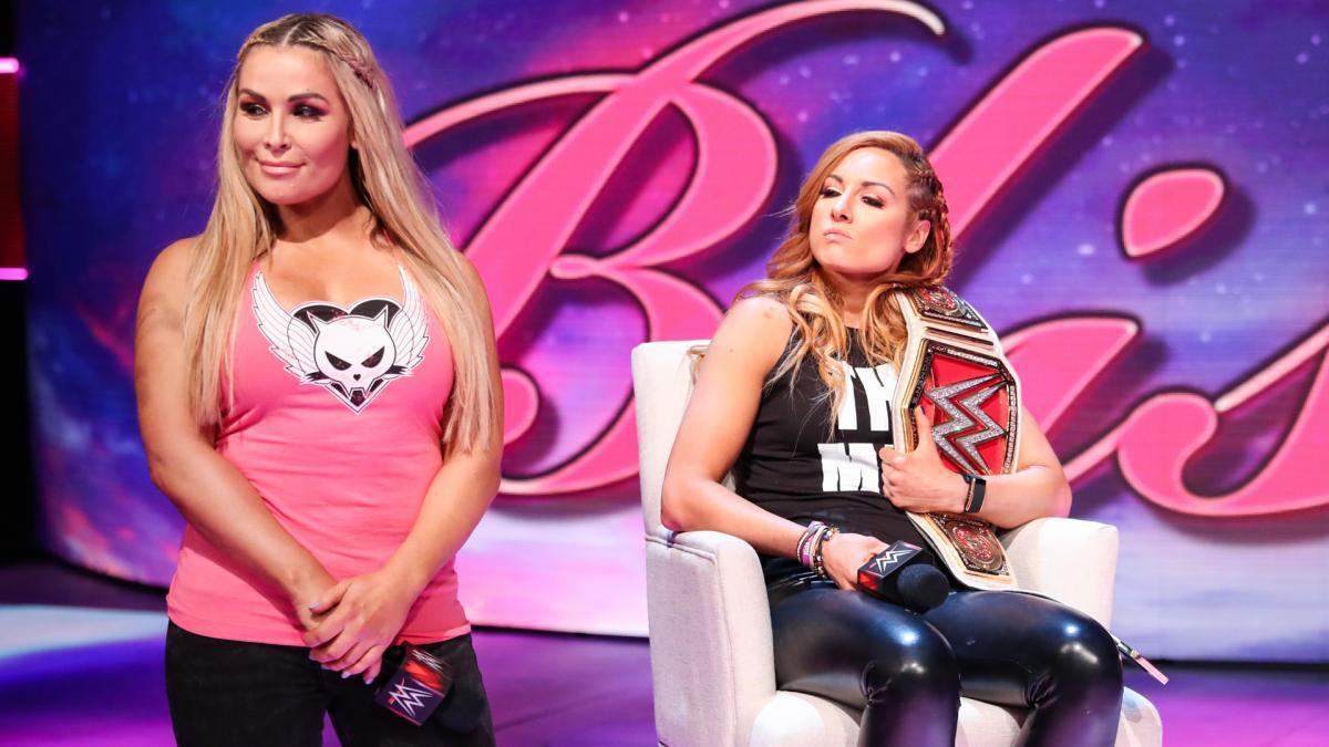 Матч Бекки Линч и Натальи на PPV SummerSlam 2019 пройдет по специальным правилам?